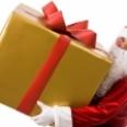 Phát quà từ thiện Giáng sinh