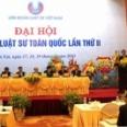 Chủ tịch nước dự Đại hội Liên đoàn Luật sư Việt Nam